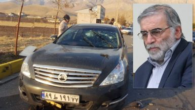 "Iranian high-ranking nuclear physicist Mohsen Fakhri Zadeh was assassinated near capital Tehran on Friday by ""armed terrorists,"" Iran's Ministry of Defense announced. Daily News Egypt"