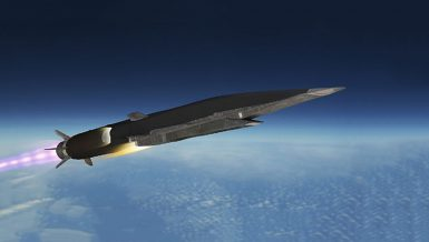 Russian Zircon or Tsirkon hypersonic cruise missile