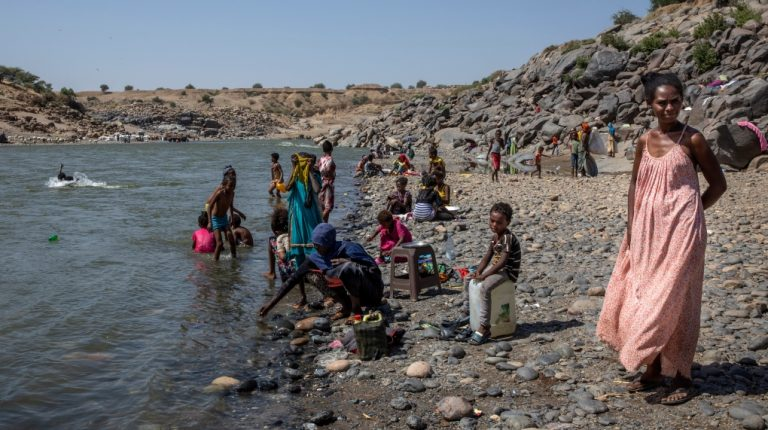 In the face of a surrender ultimatum in Ethiopia, the United Nations on Monday is pleading for national and regional forces to protect civilians in the besieged Tigray region.