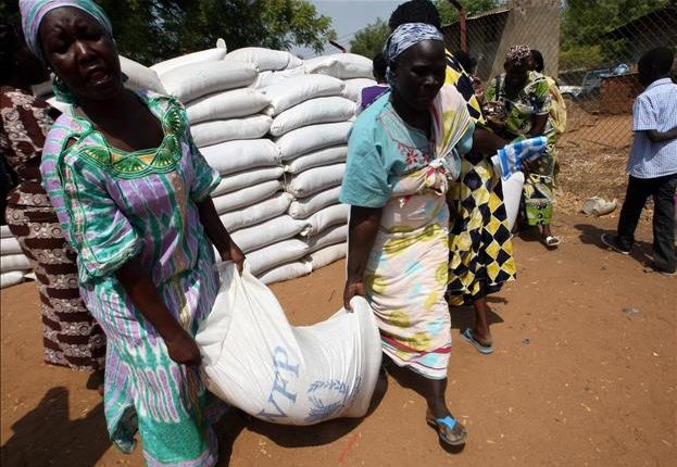 United Nations releases 100 mln USD to guard against famine