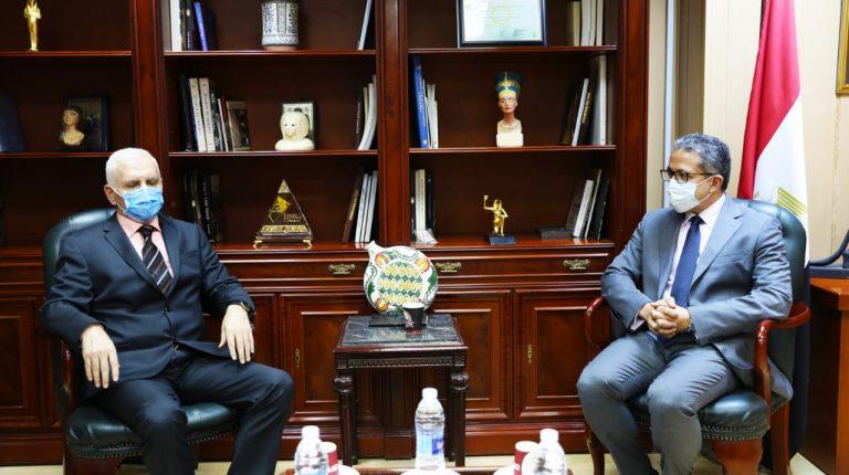 مصر والبوسنة والهرسك يبحثان تعزيز التعاون في قطاع السياحة والآثار
