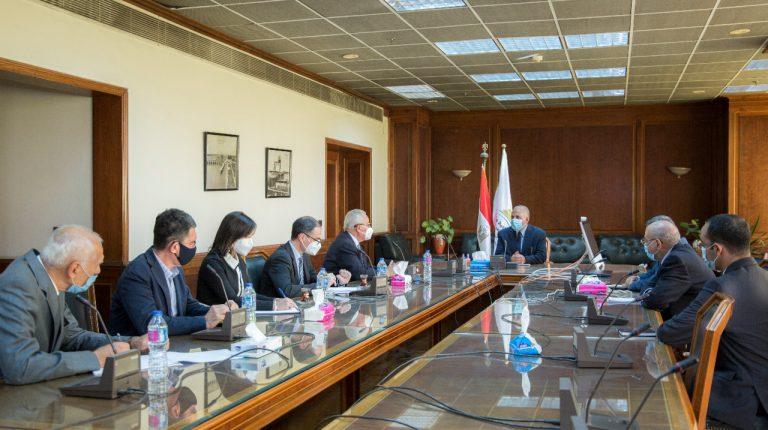مصر وإيطاليا تبحثان التعاون في قطاع المياه ومحادثات سد النهضة