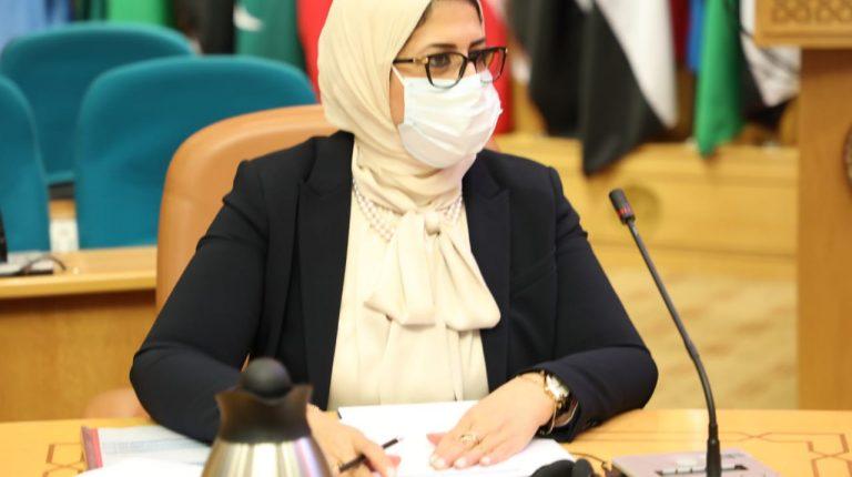 وزير الصحة المصري والمدير الإقليمي لمنظمة الصحة العالمية يبحثان التعاون المشترك