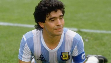 Argentine football legend Diego Maradona died at the age of 60
