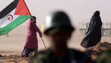 Fighting continues in Western Sahara despite calls for restraint Guerguerat Morocco
