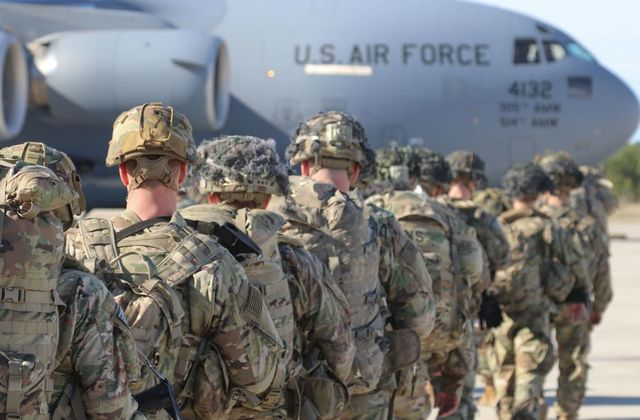 US announce troop withdrawal plan in Afghanistan, Iraq