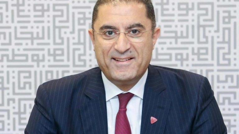 Ihab El Sewerky, CEO and Managing Director of the Abu Dhabi Commercial Bank