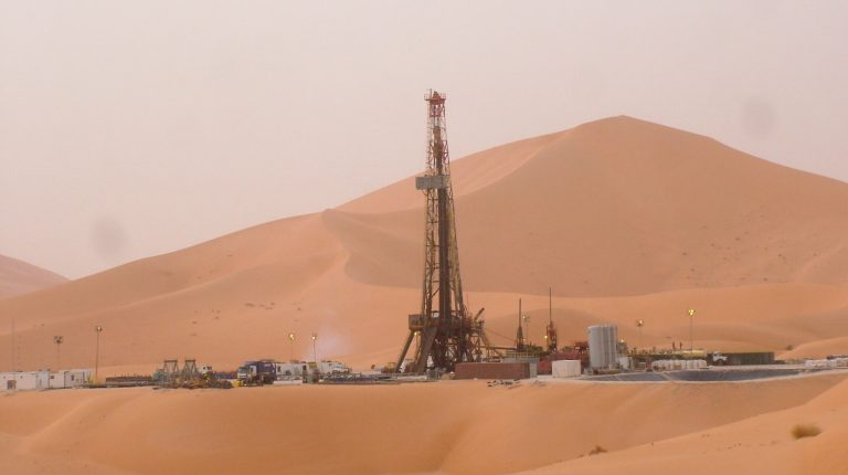 Eni announces new oil discovery in Egypt's Western Desert