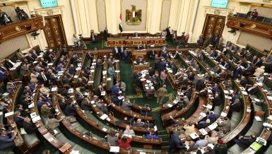 Egypt's House of Representatives
