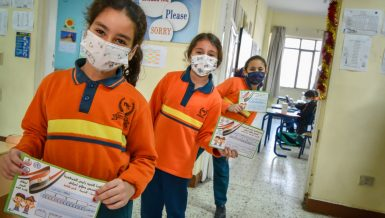 ‏7 million students screened nationwide in Egyptian medical initiative