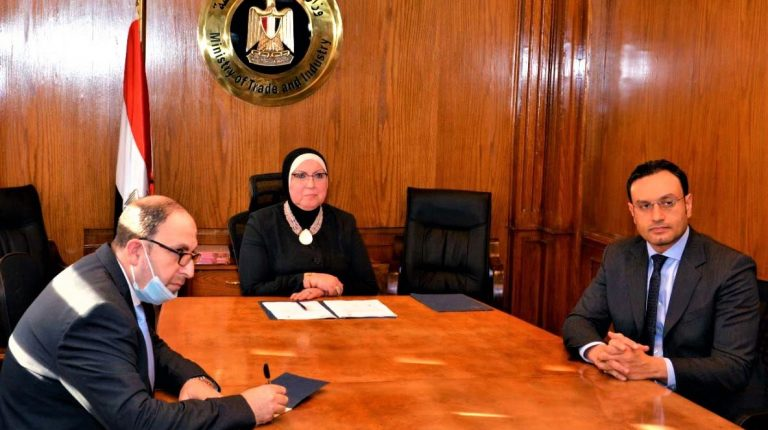 Egypt, Afreximbank discuss strengthening cross-border trade in Africa