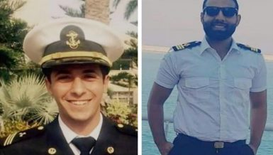 Cargo ship crew, including 2 Egyptians, held by pirates off Nigeria coast freed