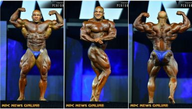 2020 Mr. Olympia bodybuilding champion 'Big Ramy' brings pride to all Egyptian sports