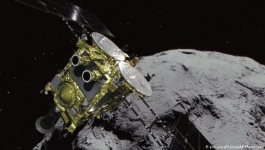 Japan's space agency said Tuesday the Hayabusa2 space probe mission has been a perfect success and the goal of bringing back samples from a distant asteroid has been achieved, including the first samples of gas from space.