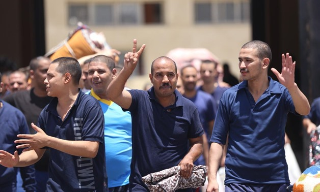 The Egyptian Cabinet approved, on Wednesday, the release of several prisoners ahead of the anniversary marking the 25 January Revolution and the National Police Day