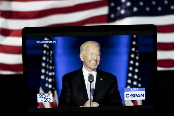 The U.S. Electoral College cast votes on Monday for a new president based on the 2020 election results, making Democrat Joe Biden White House victory official.