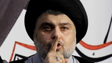 Iraqi prominent Shia cleric Muqtada Al-Sadr on Friday warned Iran and the United States not to involve Iraq in their conflict.