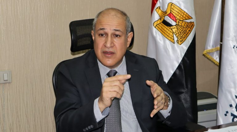 Amr Ismail, Chairperson of the General Authority for Land and Dry Ports