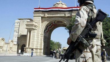 Egypt condemns missile attack on Green Zone in Baghdad