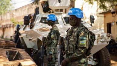Presidential and legislative elections kicked off in the Central African Republic (CAR) on Sunday amid tensions between rebels marching towards capital Bangui and government forces and UN peacekeepers reassuring the security of the voting.