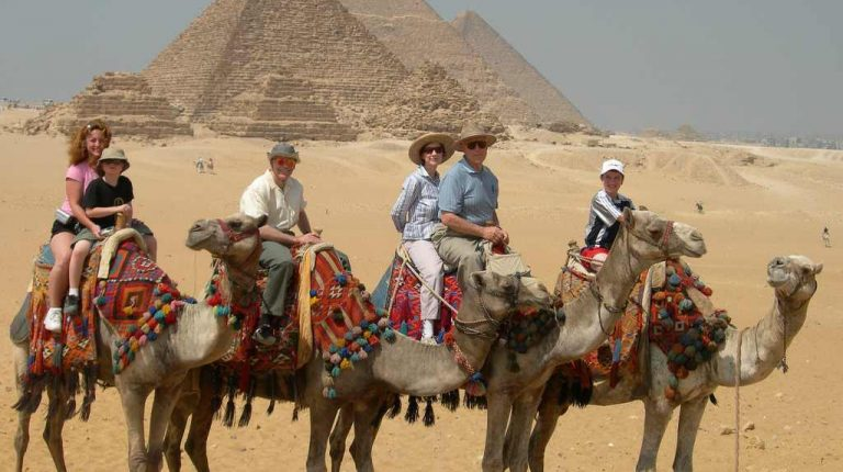 Egypt Receives 1 Million Tourists During July November Period Official