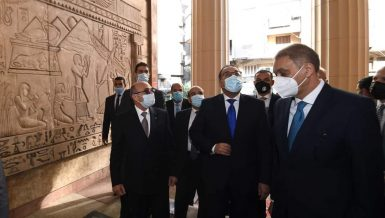 Al-Sisi orders development of historic Cairo's cultural, archaeological sites: Prime Minister