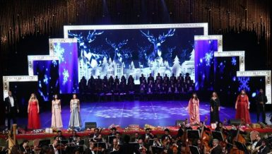 Culture Ministry celebrates Christmas on YouTube