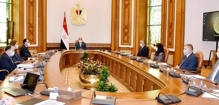Egypt's President Abdel Fattah Al-Sisi directed, on Tuesday, for the integration of projects in the industrial zones of the Suez Canal Economic Zone (SCZone).