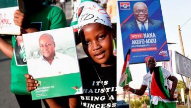 Ghana presidential election has 12 contestants, favourables are incumbent President Nana Addo Dankwa Akufo-Addo and former President John Dramani Mahama