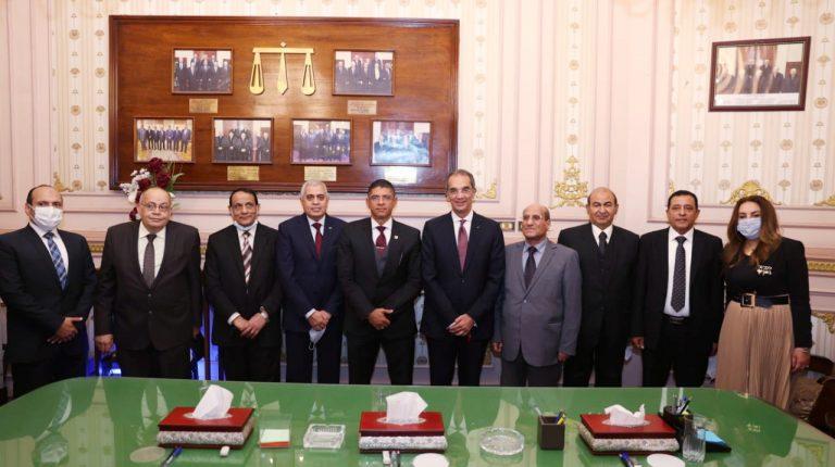 محكمة النقض المصرية تقدم خدماتها عبر الإنترنت