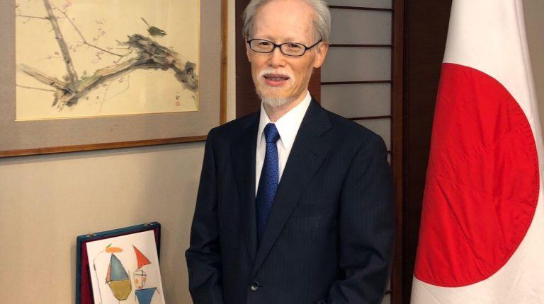 Ambassador of Japan to Egypt Masaki Noke