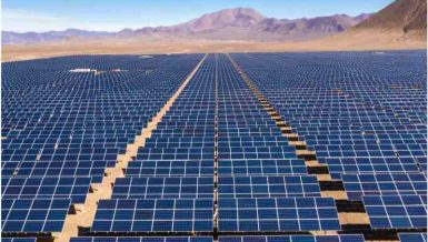 Solar power Egypt