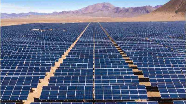 Solar power Egypt