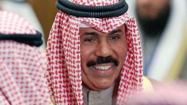 Kuwaiti Emir Sheikh Nawaf Al-Ahmad Al-Jaber Al-Sabah