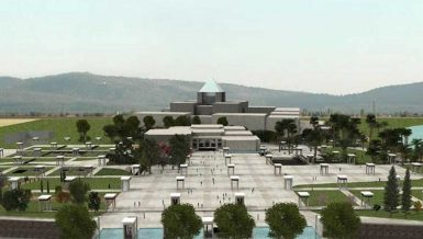 The National Museum of Egyptian Civilization tells the story of the different historical stages of the Egyptian civilization; starting from prehistoric times through the Ancient Egyptian, Greek, Roman, Coptic, and Islamic eras.