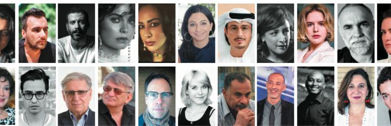 تعرف على لجنة التحكيم: 22 مخرجًا دوليًا للحكم على مسابقات مهرجان القاهرة السينمائي