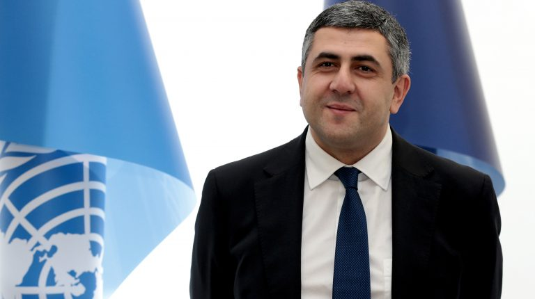 """UNWTO Secretary-General Zurab Pololikashvili said, """"UNWTO is proud to partner with Google to bring the power of innovation and digital transformation to tourism across the Middle East region."""