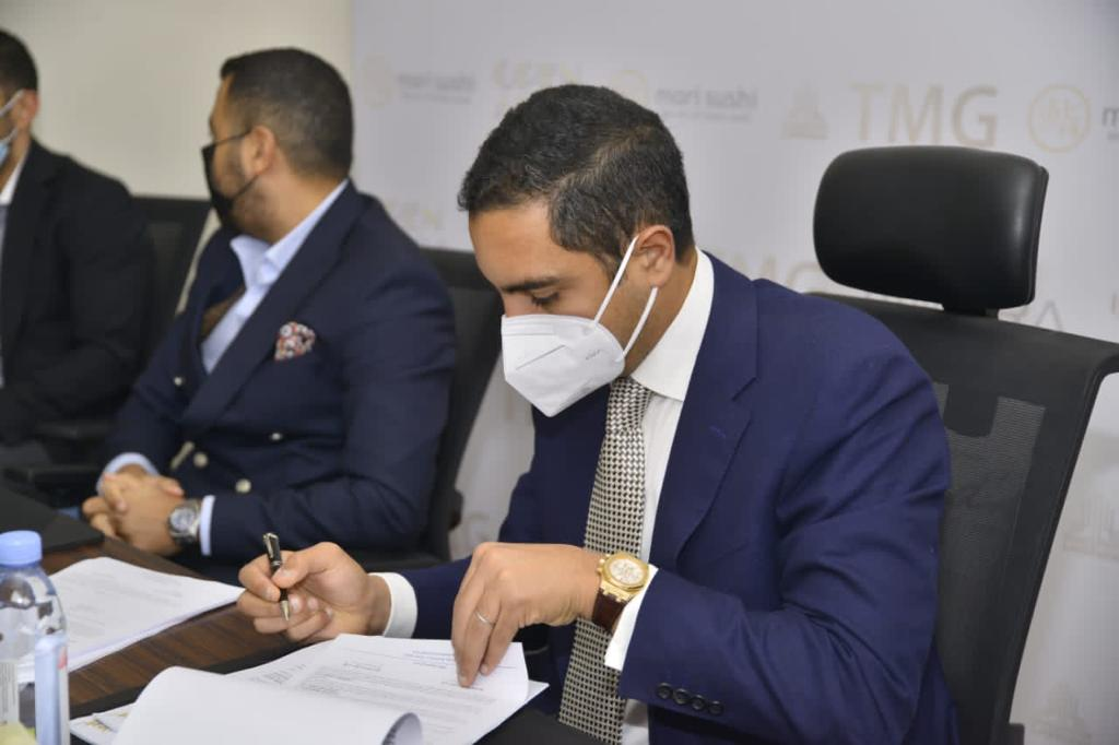 Omar Hisham Talaat, Chief Business Development Officer at TMG Holding