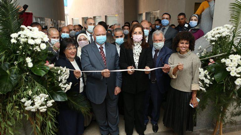 افتتحت سوديك مدرسة تواصل الجديدة في اسطبل عنتر بالقاهرة