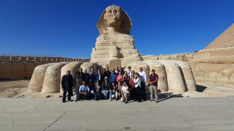 اكتشاف أثري كبير في منطقة سقارة سيتم الكشف عنه في يناير: عالم مصريات