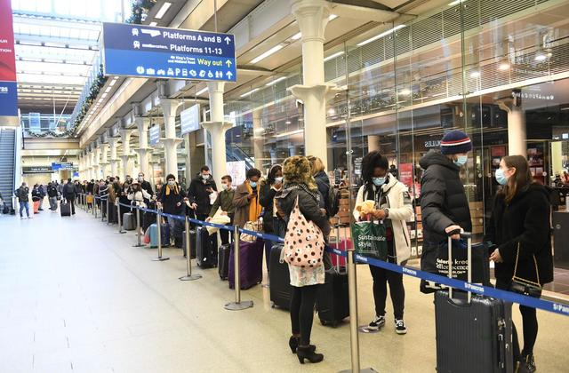Several EU nations halt UK flights, fearing new coronavirus (COVID-19) strain