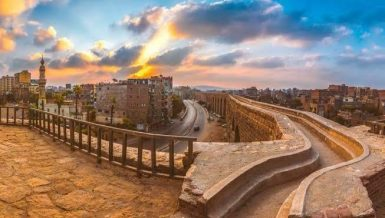 Cairo Citadel Aqueduct to be one of Egypt's major tourist attractions by 2021
