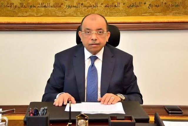Minister of Local Development Mahmoud Shaarawi