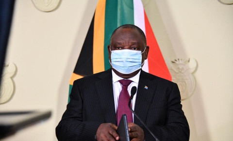 With more than 50,000 COVID-19 infections having been reported in South Africa since Christmas Eve, South African President Cyril Ramaphosa said the country would return to level three lockdown with immediate effect.