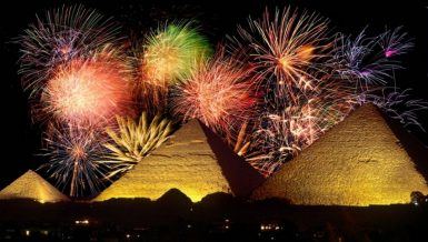 Egypt cancels New Year celebrations due to coronavirus (COVID-19) pandemic