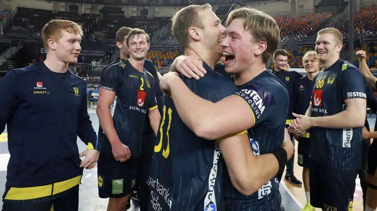 Scandinavian final at World Men's Handball Championship on Sunday