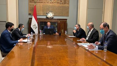 Egypt affirms support for sustainable financing for peacebuilding activities
