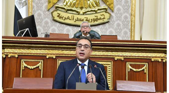 Prime Minister Mostafa Madbouly