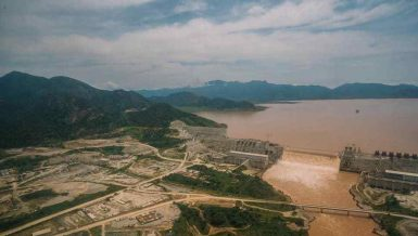 Grand Ethiopian Renaissance Dam (GERD) on the Blue Nile River raises tensions between Egypt, Ethiopia and Sudan. Ethiopian Dam