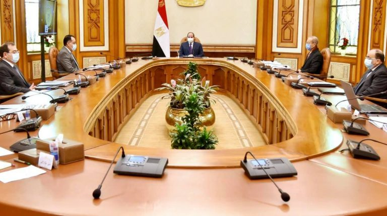 Egypt's President Abdel Fattah Al-Sisi directed, on Sunday, for the development of the country's quarry system, in accordance with a unified central mechanism.